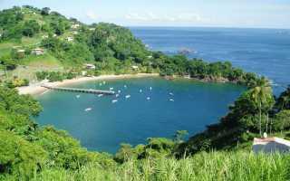 Отдых на тринидаде и тобаго 2020