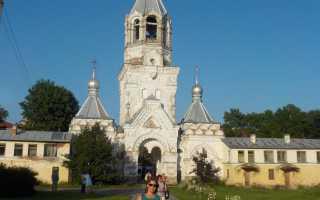 Десятинный монастырь россия великий новгород