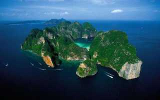 Острова таиланда описание и фото