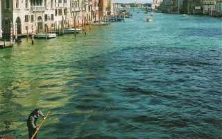 Особенности отдыха в венеции