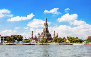 Что стоит посмотреть в бангкоке