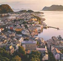 Дорогой ли отдых летом в норвегии