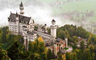 Самые известные неевропейские замки