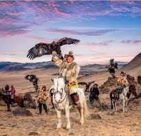 Монгольские города популярные у туристов