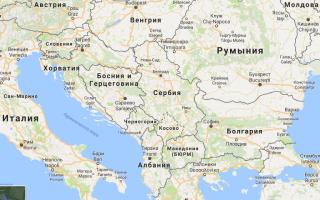 Карта тивата тиват на карте мира