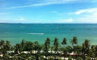 Места для пляжного отдыха с детьми в таиланде