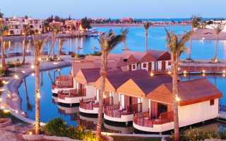 Египетская венеция или отдых в эль гуна