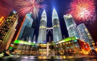 Когда лучше отдыхать в малайзии