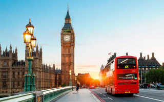 Какие города посетить англия