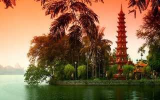Самые красивые места вьетнама фото
