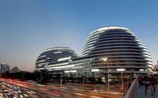 Самые знаменитые здания захи хадид