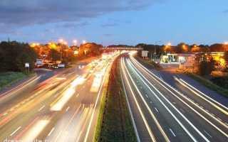 Особенности путешествия по европе на собственном автомобиле