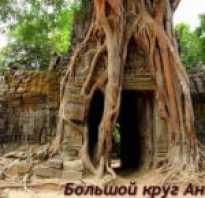Храмы камбоджи преах кхан