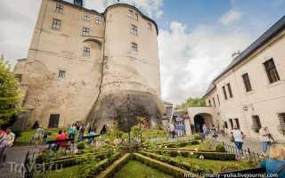 Чески штернберк чехия путеводитель по замку