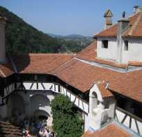 Румыния какие замки нужно обязательно посетить