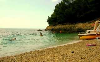 Погода температура воздуха и воды в хорватии осенью