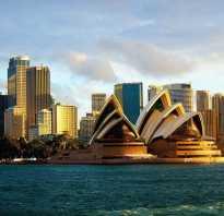 Сидней все самое интересное
