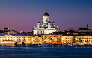Как организовать отдых в финляндии