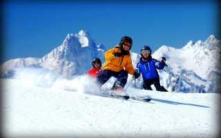 Лучшие горнолыжные курорты в россии для отдыха с детьми