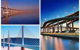 Самый длинный населенный мост в мире