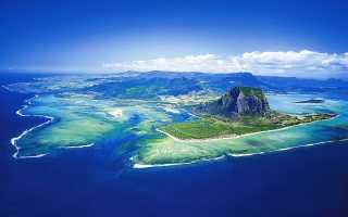 Райский отдых на острове маврикий