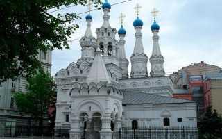 Церковь рождества пресвятой богородицы на карте