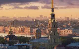 Чем заняться и куда сходить осенью в санкт петербурге
