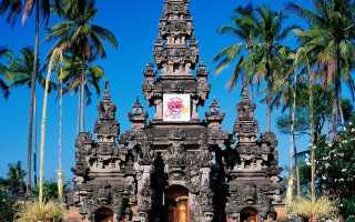 Погода на курортах индонезии