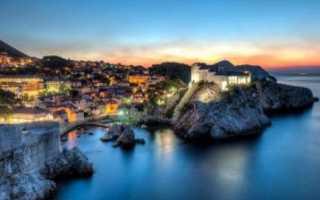 Отдых в хорватии или черногории где лучше в 2020 году