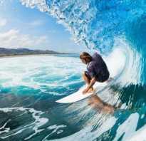 Топ лучших мест для начинающих серферов