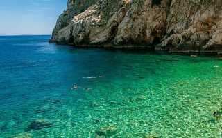 Когда лучше ехать отдыхать в хорватию