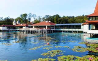 Отдых в венгрии будапешт термальные озера природа