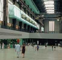 Музеи современного искусства в мире