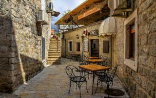 Черногория когда лучше ехать отдыхать
