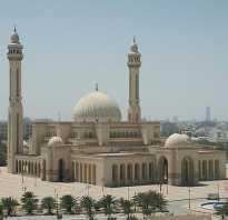 Особенности отдыха в бахрейне